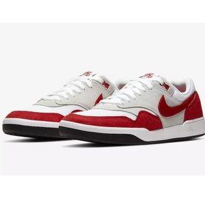 NEW Nike SB GTS Return Premium Red 8.5 shoes men